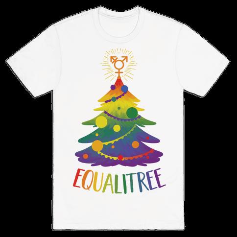 Equalitree Mens T-Shirt