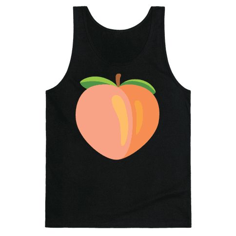 Eggplant/Peach Pair (Peach) Tank Top