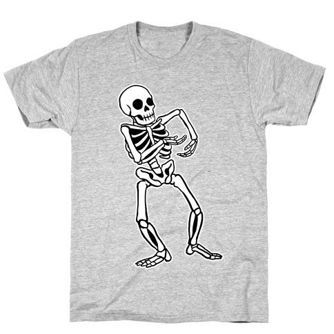 Milly Rocking Skeleton T-Shirt