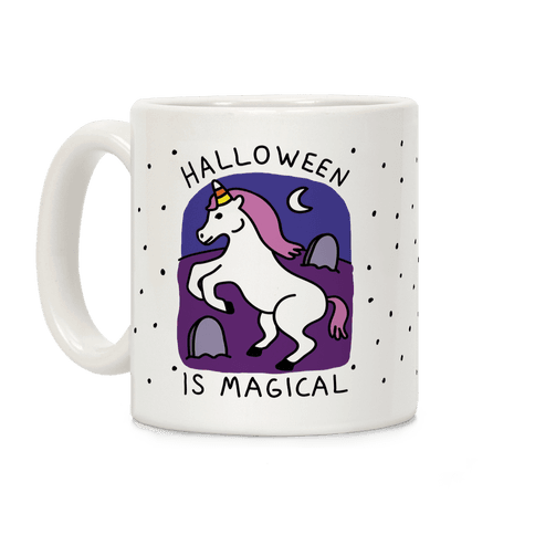 Halloween Is Magical Coffee Mug