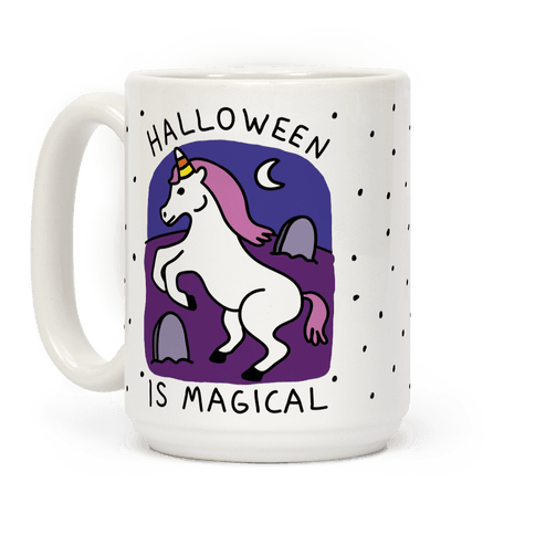 Halloween Is Magical