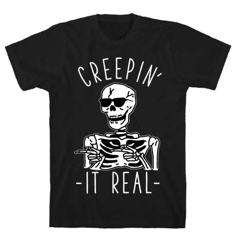 Creepin' It Real Skeleton