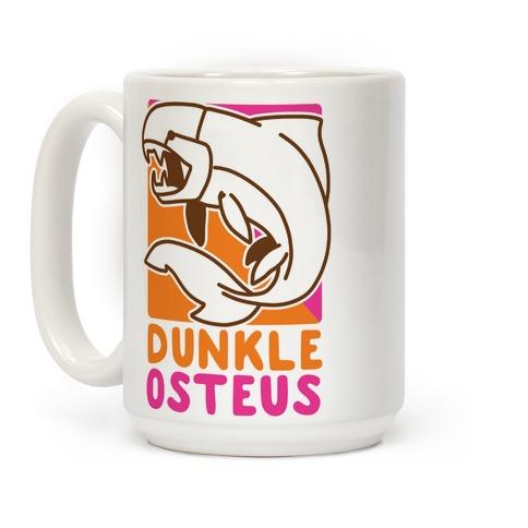 Dunkin' Dunkleosteus Coffee Mug