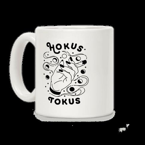 Hokus Tokus Coffee Mug