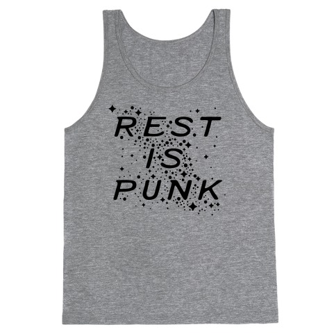 Rest is Punk Tank Top