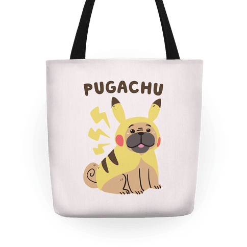 Pugachu Tote
