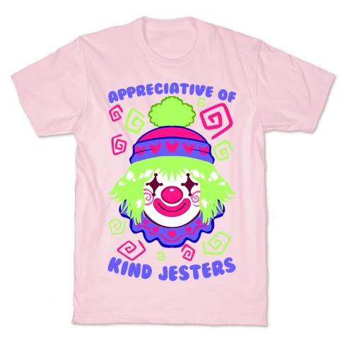 Appreciative of Kind Jesters T-Shirt