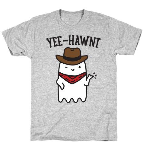 Yee-Hawnt Cowboy Ghost T-Shirt