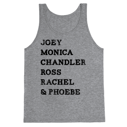 The Friends (Vintage) Tank Top