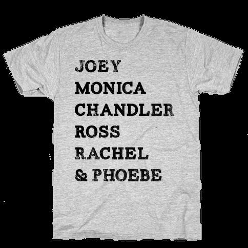 The Friends (Vintage) Mens T-Shirt