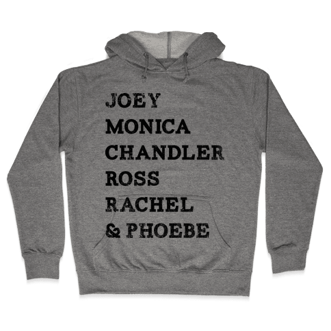 The Friends (Vintage) Hooded Sweatshirt