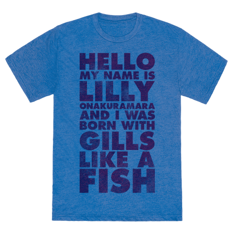 Humans born with gills - photo#69