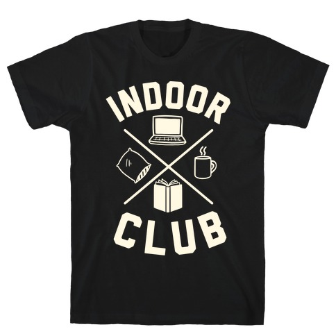Indoor Club T-Shirt