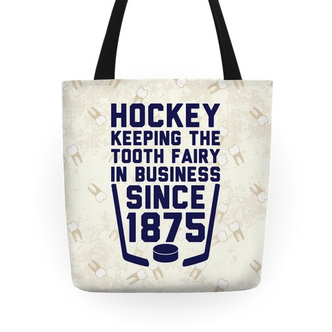 Hockey: Keeping The Tooth Fairy In Business