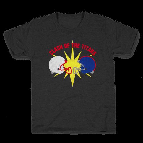 Clash of the Titans Kids T-Shirt