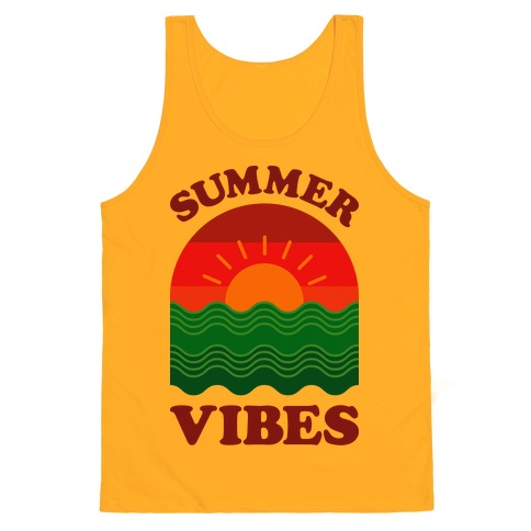 6dcc49746a09 Summer Vibes Tank Top