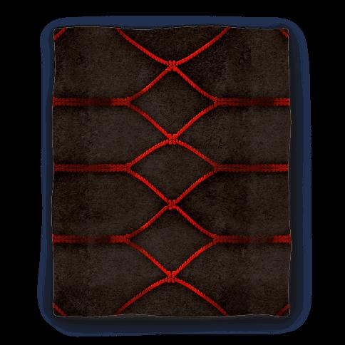 Kinbaku Shibari Blanket