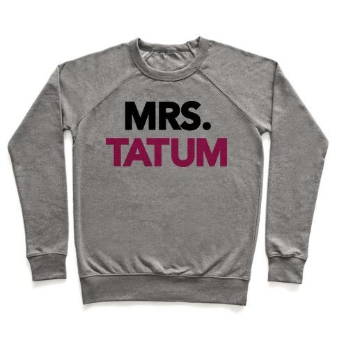 Mrs. Tatum Pullover