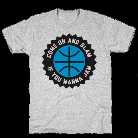 Jam Slam Mens T-Shirt