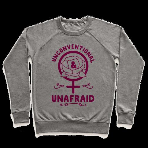 Unconventional & Unafraid Pullover