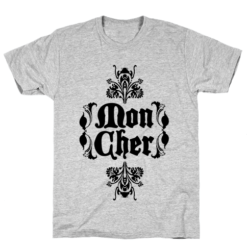 Mon Cher Mens T-Shirt