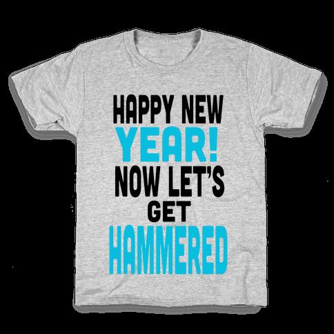 Happy New Year! (Tank) Kids T-Shirt