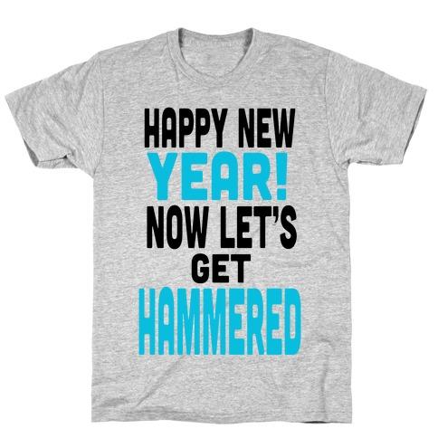 Happy New Year! (Tank) T-Shirt