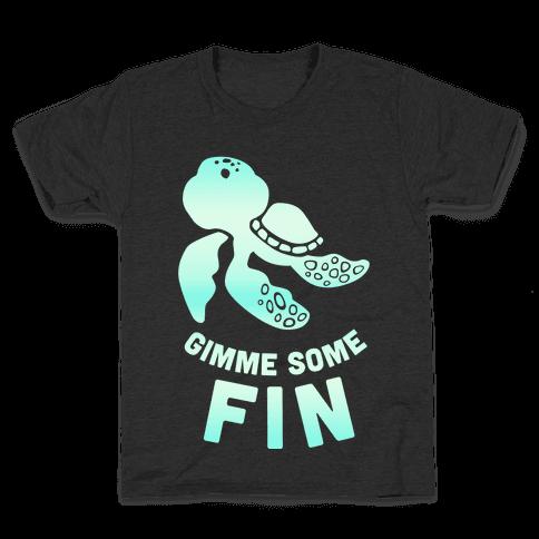 Gimme Some Fin Kids T-Shirt