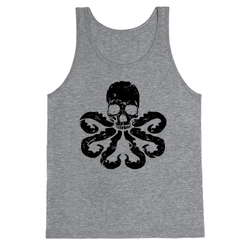 Hail Hydra Logo Tank Top