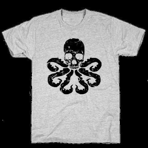 Hail Hydra Logo Mens T-Shirt