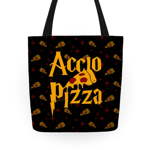 Accio Pizza Tote