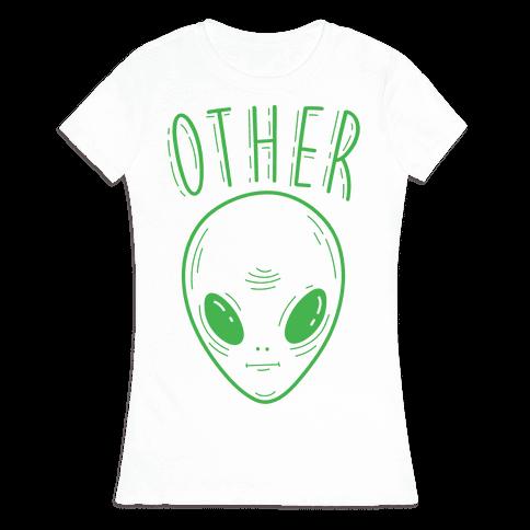 Other Alien Womens T-Shirt