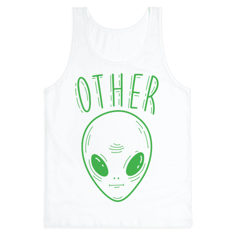 Other Alien Tank Top