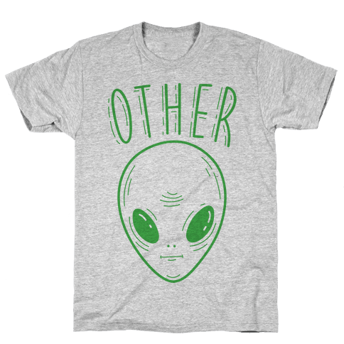 Other Alien Mens T-Shirt