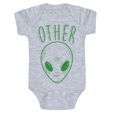 Other Alien Baby Onesy