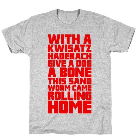 With A Kwisatz Haderach Give A Dog A Bone T-Shirt
