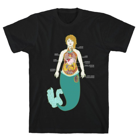 Mermaid Autopsy T-Shirt
