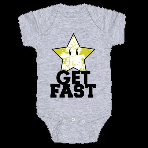 Nerd Run Baby Onesy