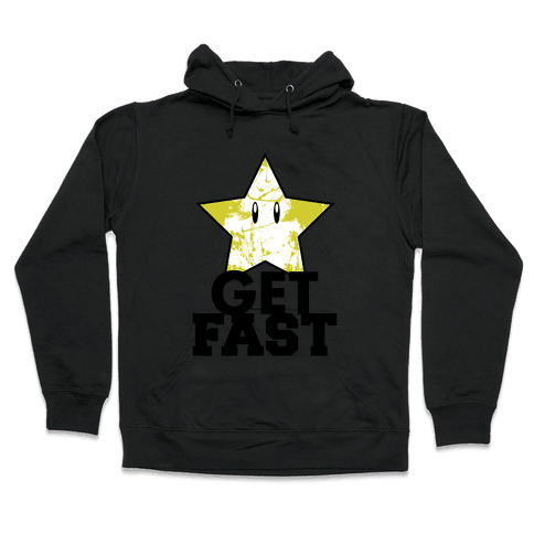 Nerd Run Hooded Sweatshirt