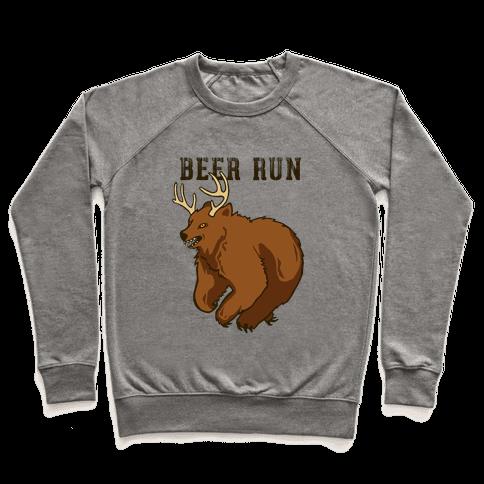 Beer Run Pullover