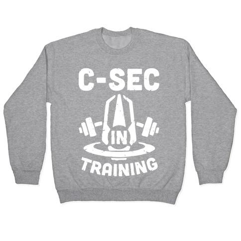 C-Sec In Training Pullover