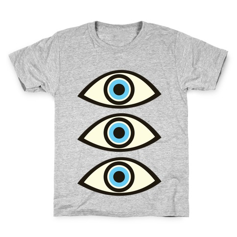 Evil Eye Kids T-Shirt