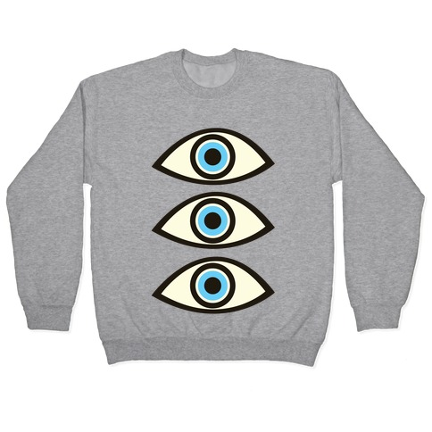 Evil Eye Pullover