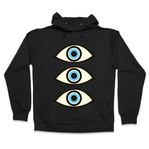 Evil Eye Hooded Sweatshirt