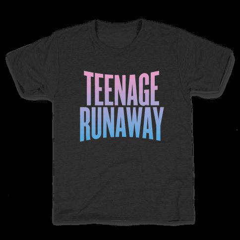 Teenage Runaway Kids T-Shirt