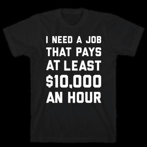 $10,000 An Hour