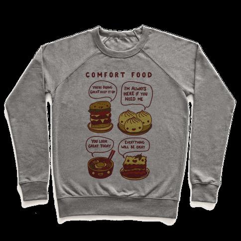Comfort Food Pullover
