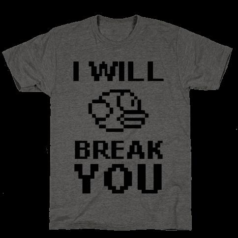 I Will Break You (Flappy Bird)
