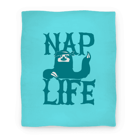 Nap Life Blanket