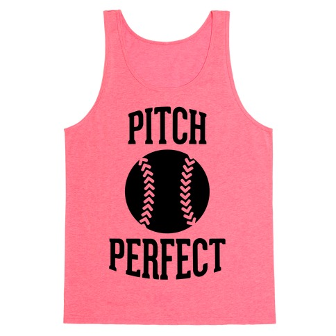 Pitch Perfect Tank Top